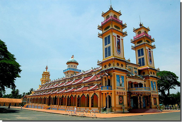 Cao Dai Grand Temple
