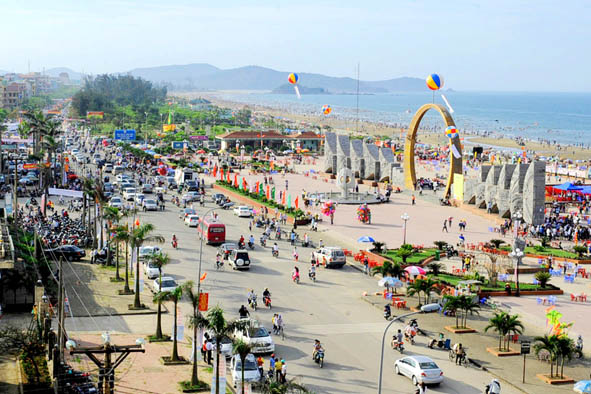 Cua Lo Beach Vietnam  city photo : Cua Lo Beach, Nghe An Welcome to Vietnam | Welcome to Vietnam