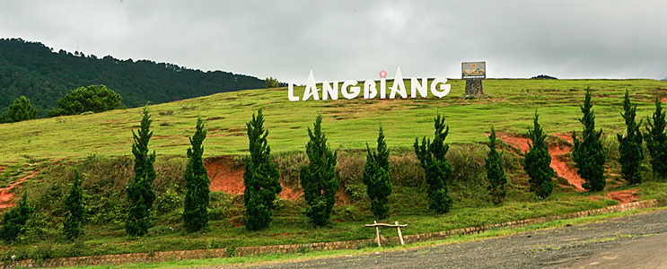 Langbian highlands
