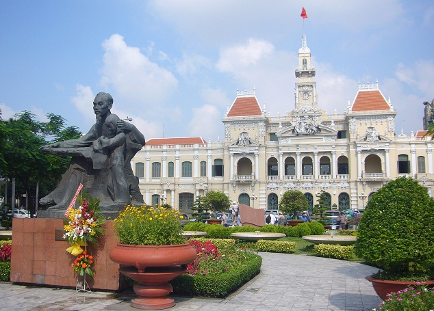 People's Committee Building of Ho Chi Minh City