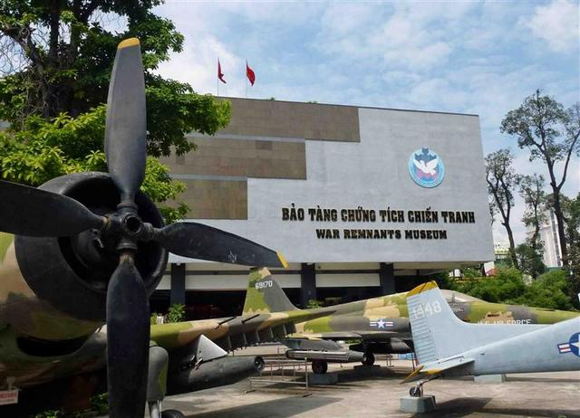War Remnants Museum Saigon