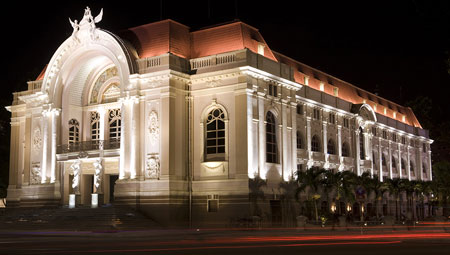 Municipal Theater in Ho Chi Minh City-1