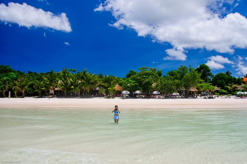 柏扫海滩富国岛