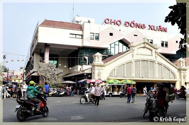 Dong-Xuan-Markt