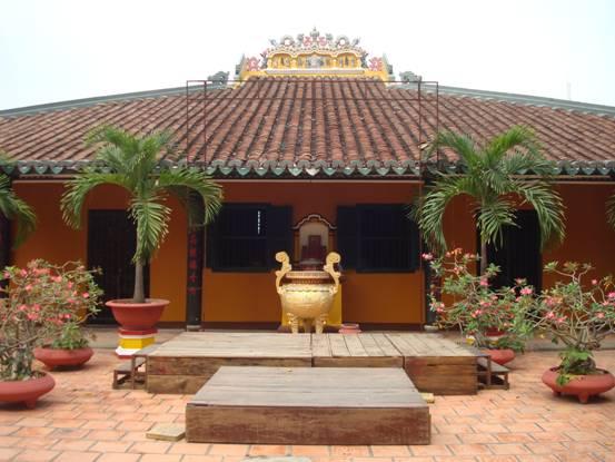 Giac Vien Pagoda