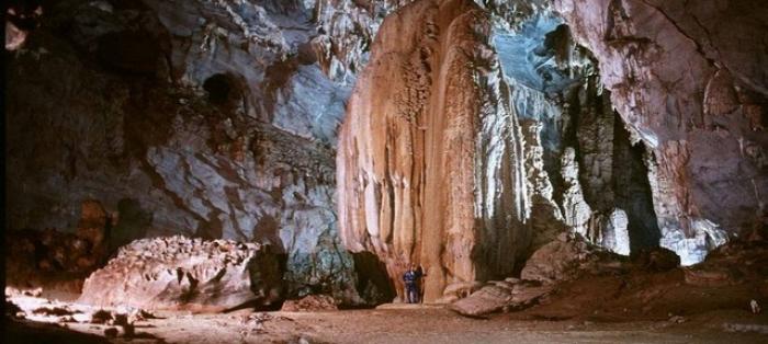 Hoa Tien cueva