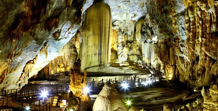 Phong Nha-Höhle
