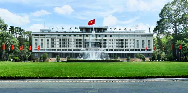Palais de la Réunification Saigon