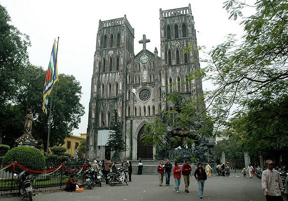 St.-Josephs-Kathedrale Hanoi