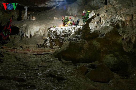 Son Moc Huong Cueva