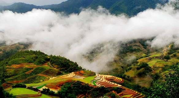Ta Phin Dorf, Sapa, Lao Cai