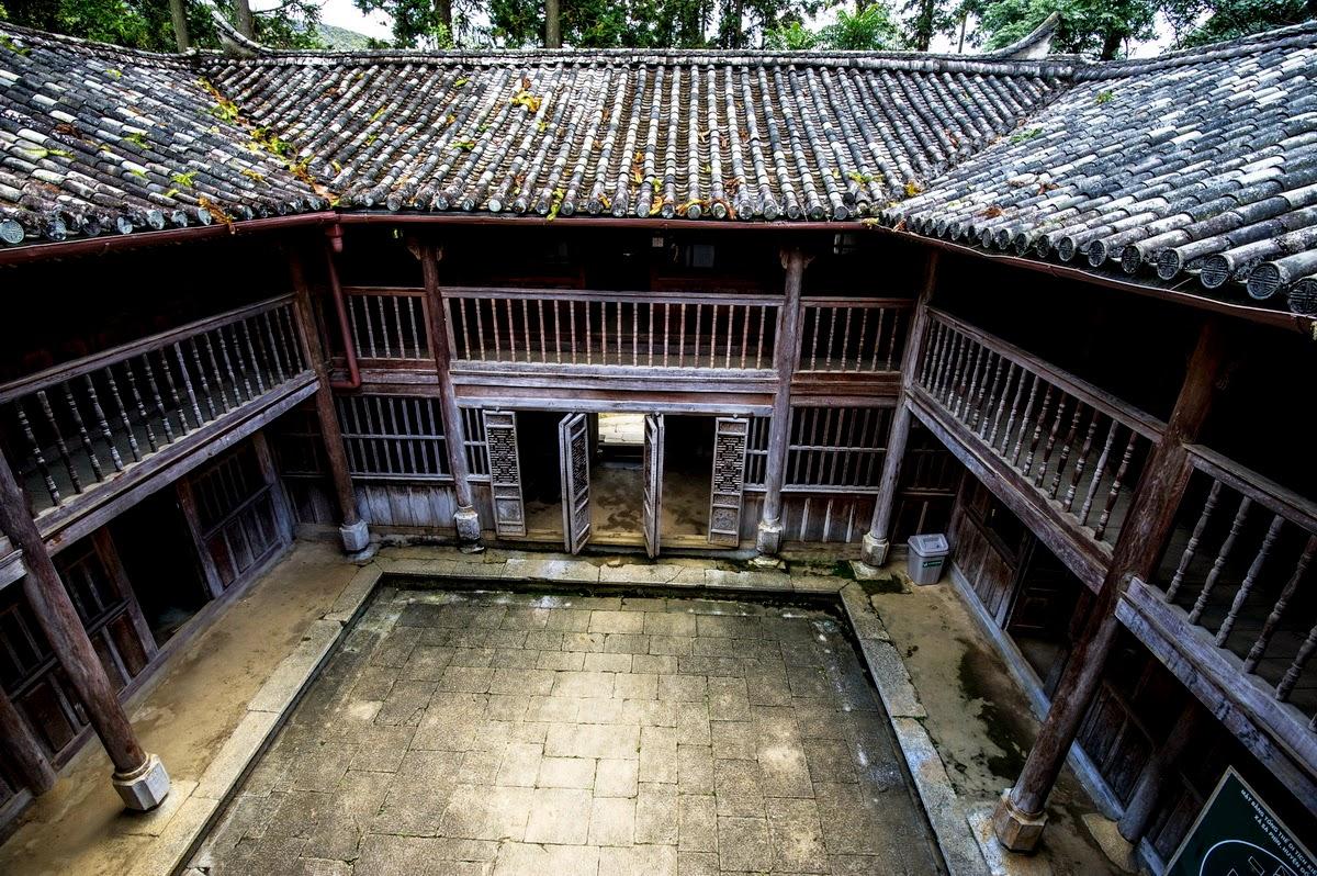 Le manoir de famille Vuong