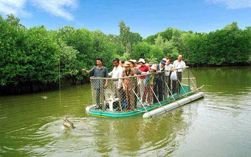 Centre touristique écologique Vam Sat