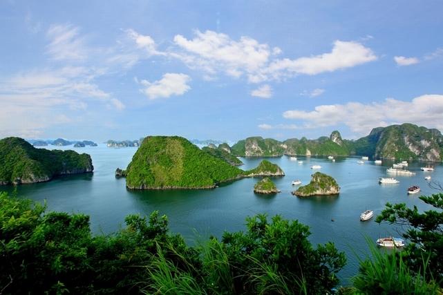 Halong Bay, Quang Ninh, Vietnam